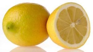 Jugo de Limon para acne