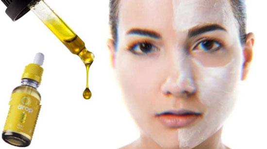 aceite de cbd para acne
